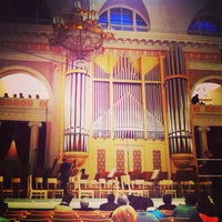 Photo prise au Grand Hall of St Petersburg Philharmonia par Ksenia S. le3/11/2013