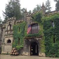 Foto tomada en Chateau Montelena por Yukiko el 6/25/2013