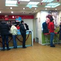Снимок сделан в Салон-магазин МТС пользователем Luidmila B. 12/12/2012