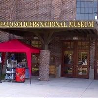 Foto scattata a buffalo soldiers national museum da Jacqueline W. il 8/3/2013