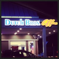 Photo taken at Dutch Bros Coffee by Michael O. on 2/1/2013