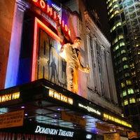 Photo prise au Dominion Theatre par Tanira B. le2/23/2013