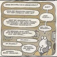 10/3/2014にЮzann✅がYapı Kredi Bankasıで撮った写真