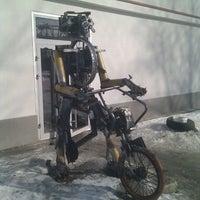 3/17/2013にAlexey N.がМото-картинг центр PutilovKartで撮った写真