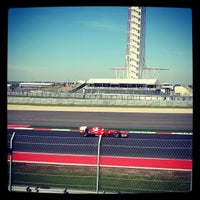 Foto tirada no(a) Circuit of The Americas por Joseph W. em 11/17/2012