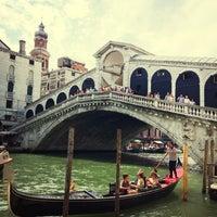 8/9/2013にGerald G.がPonte di Rialtoで撮った写真