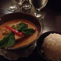 12/28/2013 tarihinde Anthony B.ziyaretçi tarafından Chabaa Thai Bistro'de çekilen fotoğraf