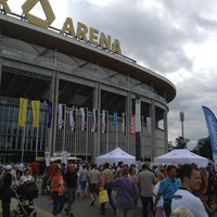 Photo prise au Commerzbank-Arena par Tobias N. le7/31/2013