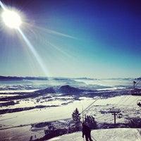 Снимок сделан в Jackson Hole Mountain Resort пользователем Stephen L. 1/17/2013