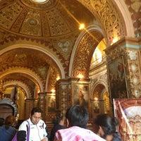 Foto tomada en La Compañía de Jesus por Marcelo C. el 2/9/2013