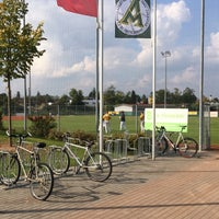 Das Foto wurde bei Mainz Athletics Ballpark von Steffen H. am 9/23/2017 aufgenommen