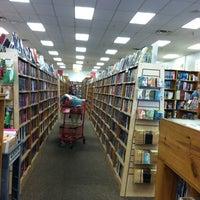 Photo taken at Half Price Books by Mr. M. on 4/6/2013