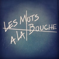 3/30/2013 tarihinde Léo C.ziyaretçi tarafından Les Mots à la Bouche'de çekilen fotoğraf