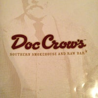 6/24/2013에 Sherry C.님이 Doc Crow's Southern Smokehouse & Raw Bar에서 찍은 사진
