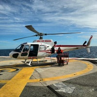 Photo Taken At Monaco Heliport By Stefaan L On 2 4 2013