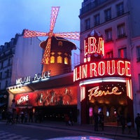 Das Foto wurde bei Moulin Rouge von Kirill R. am 2/3/2013 aufgenommen