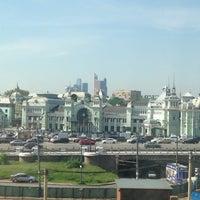 รูปภาพถ่ายที่ Гранд Отель Белорусская โดย Александр Л. เมื่อ 6/1/2013