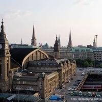 Das Foto wurde bei Hamburg Hauptbahnhof von Deutsche Bahn am 12/11/2012 aufgenommen