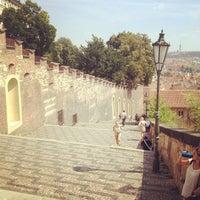7/29/2013 tarihinde Andy ..ziyaretçi tarafından Prag Kalesi'de çekilen fotoğraf