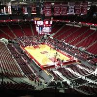 รูปภาพถ่ายที่ PNC Arena โดย Jake S. เมื่อ 2/16/2013