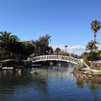 2/10/2013 tarihinde Эмила С.ziyaretçi tarafından Venice Canals'de çekilen fotoğraf
