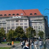 Das Foto wurde bei Kaufhaus des Westens (KaDeWe) von Wolfgang R. am 9/17/2012 aufgenommen