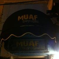 รูปภาพถ่ายที่ Muaf Beyoğlu โดย Onur A. เมื่อ 5/18/2013