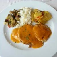 Снимок сделан в Restaurante Alameda (Hotel San Cristóbal) пользователем JJ A. 2/22/2013
