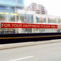 Photo Taken At Bus 99 B Line Broadway Commercial UBC By Anthony R
