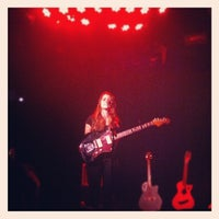 Foto tirada no(a) Le Poisson Rouge por Johnny L. em 11/14/2012