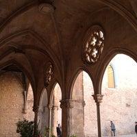 Foto tomada en Convent de Sant Agustí por Francesc H. el 4/24/2013