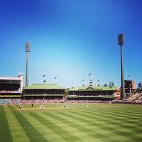 1/4/2013에 andrew_sf님이 Sydney Cricket Ground에서 찍은 사진