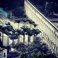 Das Foto wurde bei Arcos da Lapa von Abeel O. am 5/7/2013 aufgenommen
