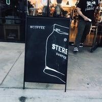 5/7/2018 tarihinde f_raudziyaretçi tarafından Stereoscope Coffee Company'de çekilen fotoğraf