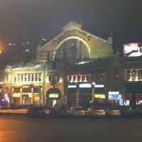 Foto tirada no(a) Бессарабська площа por Juergen B. em 2/10/2013