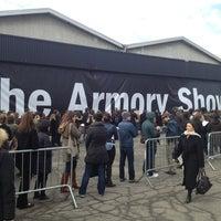 3/10/2013にJonathan C.がThe Armory Showで撮った写真