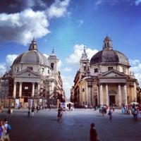 Foto scattata a Piazza del Popolo da Ira Z. il 6/24/2013
