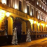 Foto diambil di Kempinski Hotel Moika 22 oleh Людмила Ч. pada 12/2/2012