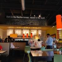 Zoes Kitchen Mediterranean Restaurant In Newark