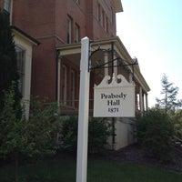 5/9/2013にJennifer M.がPeabody Hallで撮った写真