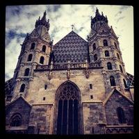 12/3/2012 tarihinde Zdencza :)ziyaretçi tarafından Aziz Stephan Katedrali'de çekilen fotoğraf