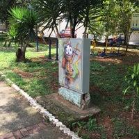 Das Foto wurde bei Praça Monteiro dos Santos von Alexandre I. am 1/24/2017 aufgenommen