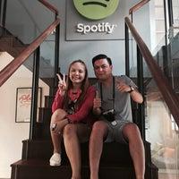 Снимок сделан в Spotify Asia HQ пользователем Aspen S. 3/13/2015