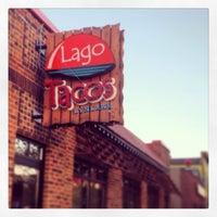 Снимок сделан в Lago Tacos Lyn-Lake пользователем Laura v. 6/5/2014
