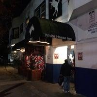 Снимок сделан в White Horse Bar пользователем Sean R. 12/18/2019