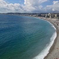 รูปภาพถ่ายที่ Promenade des Anglais โดย Jana S. เมื่อ 9/15/2013