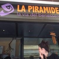 Photo prise au La Piramide par Giorgia P. le3/22/2014