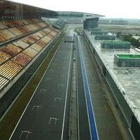 Das Foto wurde bei Shanghai International Circuit von Filippo G. am 11/4/2012 aufgenommen