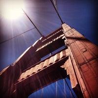Das Foto wurde bei Golden Gate Bridge von Romit B. am 5/31/2013 aufgenommen