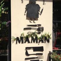 รูปภาพถ่ายที่ Maman โดย konstantin k. เมื่อ 7/19/2013
